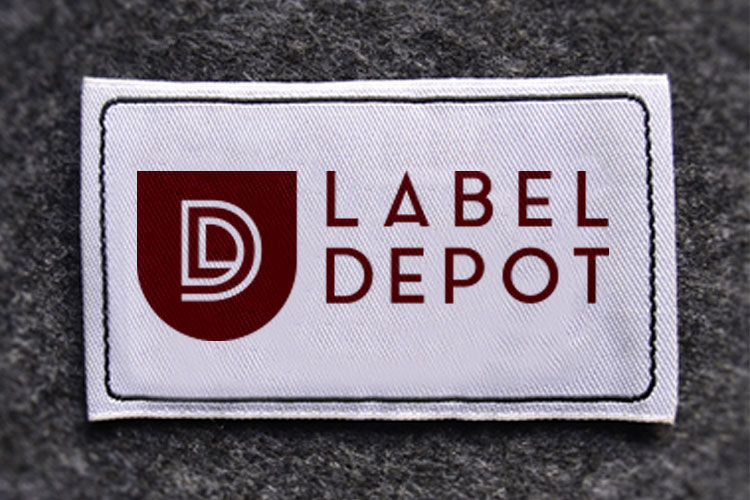 Label Depot | Custom woven, flexible and printed labels for clothes